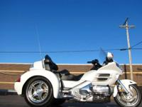 2008 honda goldwing trike irs adventure conversion,