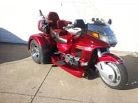 2013 Trike conversion by AJ Cycle in Jasper, Ind. 1996