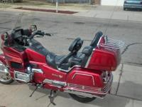 Excellent condition 1997 Honda Goldwing