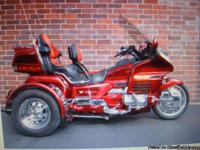 Have 1999 Goldwing Motorcycle for sale.  Has the
