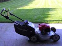 Selling my extra lawnmower. Have not used for over a