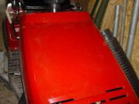 For Sale Honda lawn tractor HT3813 with electric start,