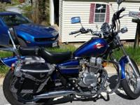Honda CMX250cc yr is 01 mileage is $2,600. Original
