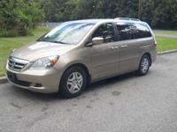 This 2007 Honda Odyssey EX is offered exclusively by