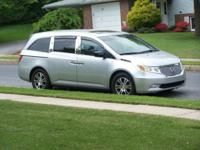 Bought This Mini Van Last Year From A Local Honda