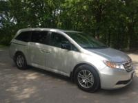 Up For Sale Is My 2013 Honda Odyssey Exl-res ! This Van