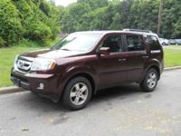 This 2011 Honda Pilot EX is offered exclusively by