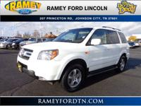 4WD. Won't last long! You NEED to see this SUV!