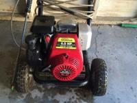 ** $225.00 ** Honda G 2650 OH Power Washer 6.0 HP Works