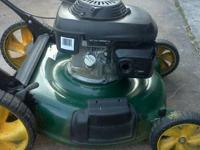 $200 firm .. Call  Joey Practically new Honda mower