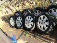 "15""Rims & Tires Honda Prelude Wheels OEM Factory"