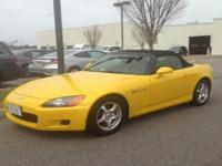 Vehicle Details: 2001 Honda s200096k miles (avg 7k per