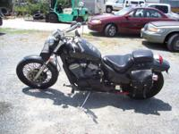 hONDA sHADOW vlx 600, 1994, 57000 MILE and runs and