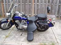 Honda Shadow Aero 2005 Honda Shadow Aero 750 Like new,