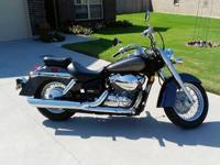 2007 Honda Shadow. ONLY 2150 miles (yes its not a typo)