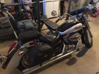 2004 Honda Shadow 750 Aero: good condition, rides