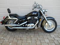 Honda shadow Sabre 1100 *****MINT**** 2001- COLLECTORS