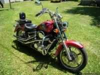 1993 honda shadow VT1100 custom, only 35,000 miles on