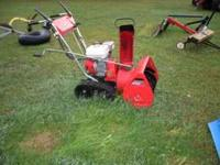 i have a s55 honda snow blower on tracks 24 inch 3