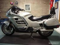 Honda ST1100 - the sport touring nemesis of the