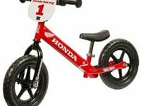 HONDA STRIDER NO PEDAL RED ST-3HON 18 MONTHS-5 YEARS