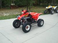 Kids have all moved & selling three of five atvs.this
