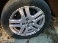 Wheels fit 1991 civic to 2003 civic Call  Location: