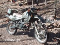 2006 honda xr650l 30202mi engine needs work, runs