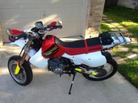1994 honda xr650l Complete motor rebuilt about 1000