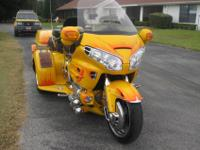 ........THE TRIKE HAS ONLY 27,245 ORIGINAL MILES ON IT.
