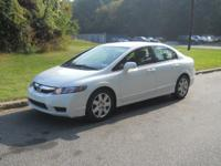 This 2011 Honda Civic Sdn LX is offered exclusively by