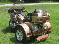 Check out this definitely amazing 1985 HONDA GOLDWING