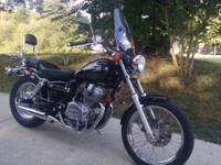 2009 One Lady Owner Honda Rebel 250cc. Ready to move