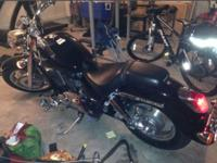 2006 honda shadow 995 miles Clean title In great