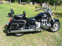 1998 Honda Valkyrie, F6,35260 original miles, very good