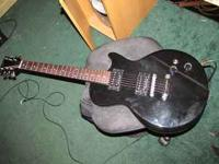 Up for sale is a mid 80s model Hondo II Les Paul copy.