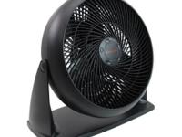 Mega Turbo High Velocity Floor Fan offers an