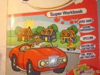 """Hooked On 2nd Grade-Super Workbook"" Helps your child"