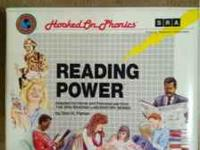 Hooked on Phonics Reading Power This set includes