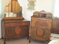 Hooker Bassett Furniture Co. circa 1933 Antique art