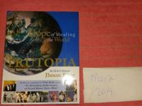 Signed Jhoon Rhee Hope Of Healing The World Trutopia
