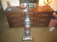 Hoover Elite Rewind Vacuum with all of the