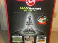 Hoover Extract Dual V WidePath Carpet Washer This is