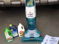 Hoover Floormate hard floor cleaner, in great condition