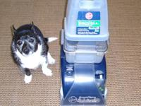 Serviced Hoover Steamvac Carpet Cleaner available for