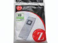 Hoover allergen filtration type Z bags fit all Hoover