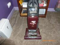 Hoover Windtunnel Upright with Electronic Sensor with