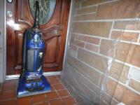 USED HOOVER UP-RIGHT ADVANCED VACUUM CLEANER! THE