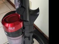 Like New, Vacuum with multi-cylonic filtration system
