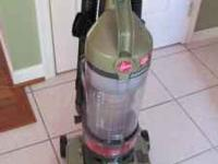 Hoover WindTunnel T-Series Rewind Upright Vacuum,